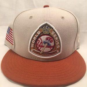 New Era Accessories - Mens Yankees Hat Baseball Cap Special Edition USA